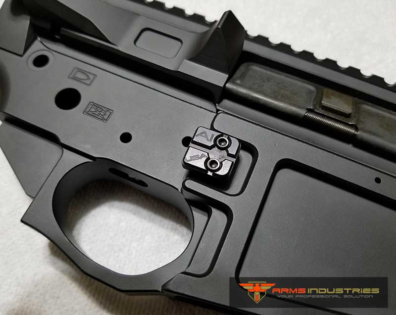 Arms Industries AR Magazine Release - Tactical Model III