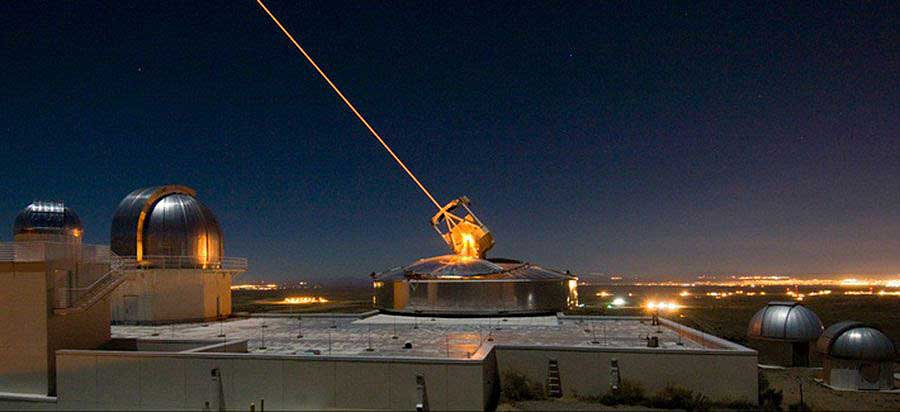 Defense Department Invests in Laser Technology