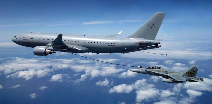 Lockheed-Airbus Develop New Aerial-Refueling Service