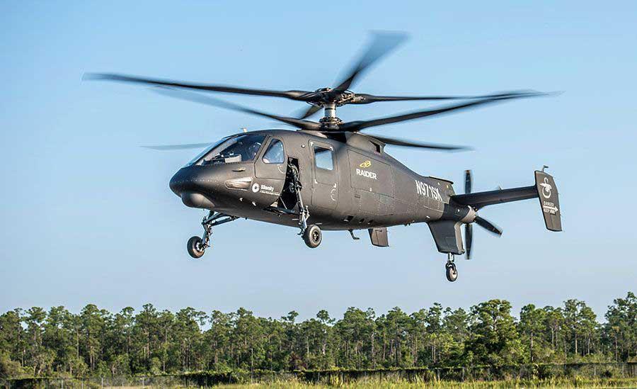 Sikorsky-Boeing Defiant Rescheduled Test Flight