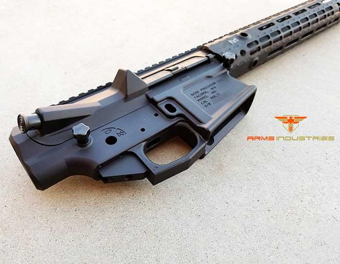 Aero Precision M5E1 Builder Set (.308/6.5) Black 3