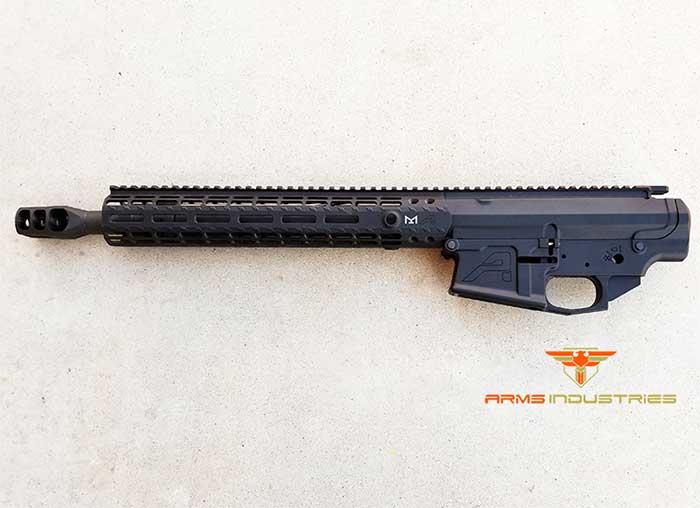 Aero Precision M5E1 Builder Set (.308/6.5) Black