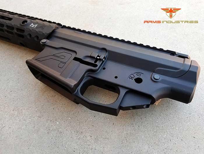Aero Precision M5E1 Builder Set (.308/6.5) Black 4