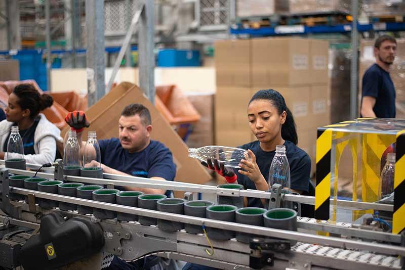 Increasing Jobs Despite Manufacturing Slowdown