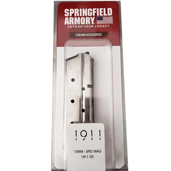 Springfield Armory 1911 10mm 8-Round Factory Magazine | Arms Industries