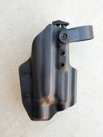 Red River Tactical Duty Light Holster Glock 19