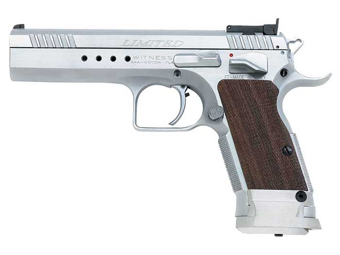 EAA Tanfoglio Witness Limited 10MM