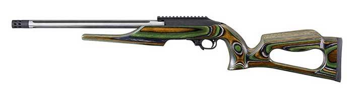 Ruger Custom Shop 22LR Green Mountain Barracuda Rifle II