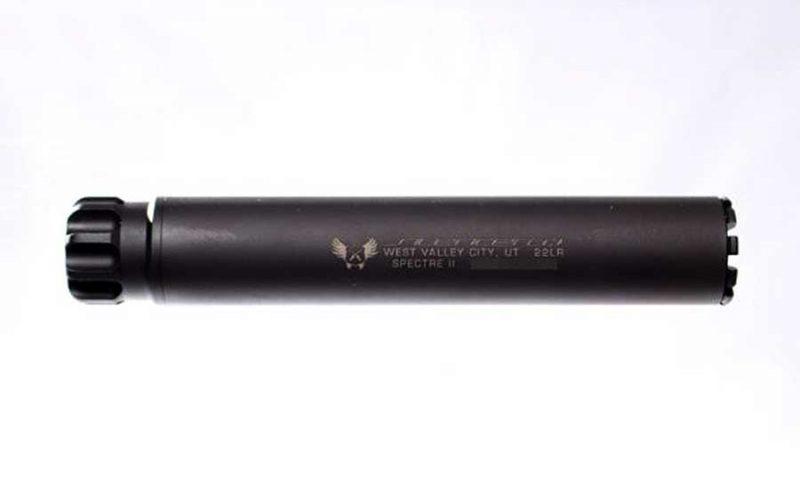 SilencerCo Spectre II 22 Rimfire Suppressor