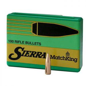 Sierra MatchKing 6mm Bullets 107 Grain