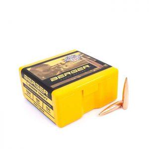 Berger 7mm 184 Grain F-Open Hybrid Bullets